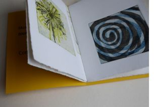 tour de trance, Künstlerbuch, 7 Radierungen verschiedeneTechniken, 2011