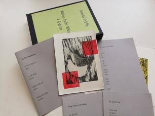 William Carlos Williams, 4 Gedichte, unterschiedliche Techniken, 2017
